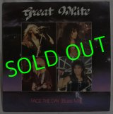 GREAT WHITE/ Face The Day(Blues Mix)[12'']