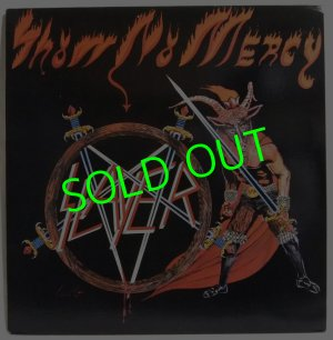 画像1: SLAYER/ Show No Mercy[LP]