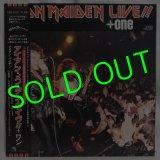 IRON MAIDEN/ IRON MAIDEN Live!!+One[LP]