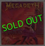 MEGADETH/ Peace Sells… But Who's Buying?
