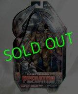 "NECA/ Comic-Con 2011 Excluesive/ PREDATOR/ CLASSIC PREDATOR(""GOAT""MASK ver.)"