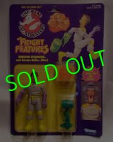 THE REAL GHOSTBUSTERS/ FRIGHT FEATURES/ WINSTONE ZEDDMORE