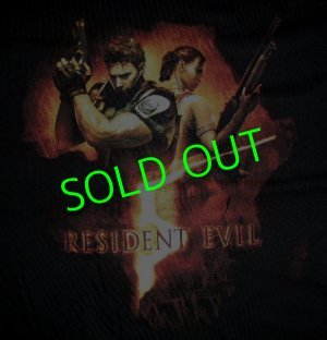 画像1: RESIDENT EVIL 5 : Box Art T-Shirt