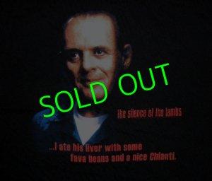 画像1: SILENCE OF THE LAMBS The, : Lecter Portrait T-Shirt