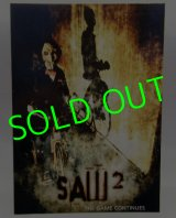 SAW2 : (Clown) Post Card