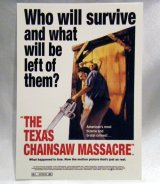 TEXAS CHAINSAW MASSACRE The, (Poster): Post Card