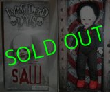 LIVING DEAD DOLLS/ SAW/ ZIGSAW DOLL