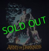 ARMY OF DARKNESS:Smoking Chainsaw T-Shirt
