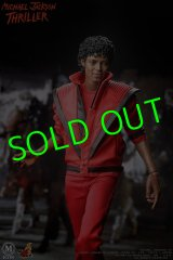 HOTTOYS/ M icon Collectible 1/6 Figure/ MICHEAL JACKSON:THRILLER version