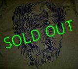 """☆50%OFF☆HBC/""""Noche de la Cripta""""T-Shirt (Green)"""