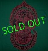 ★☆★SALE★☆★ ROLLIN' THE TOUR 2007 T-Shirt (Green)