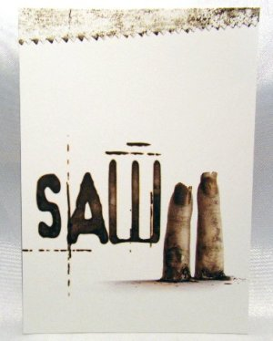 画像1: SAW2 : (Finger) Post Card