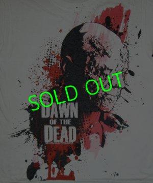 画像1: DAWN OF THE DEAD:Zombie Face on White
