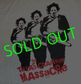 TEXAS CHAINSAW MASSACRE : TRIPLICATE T-Shirt