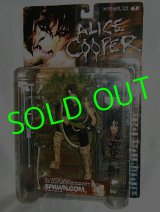 McFARLANE TOYS/ ALICE COOPER Action Figure