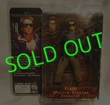 NECA/ TERMINATOR COLLECTION/ Action Figure Series2/ T-800(Police Station Assault)