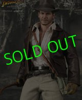 HOTTOYS/ MOVIE MASTERPIECE DELUXE 1/6 Figure/ Indiana Jones  (Raiders of the Lost Ark ver.)