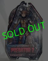 NECA/ PREDATORS/ Action Figure Series 4/ CITY HUNTER (PREDATOR 2)