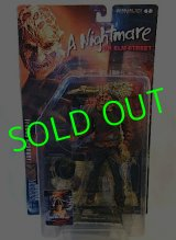 MOVIE MANIACS/ Series 4/ A NIGHTMARE ON ELM STREET/ FREDDY KRUEGER(2nd version)