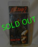 NECA/ EVIL DEAD II Action Figure/ series1/ FAREWELL TO ARMS