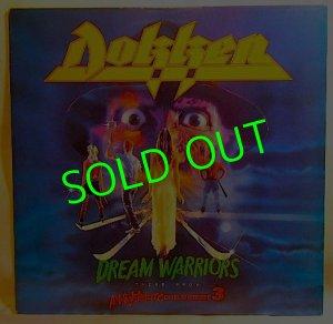 """画像1: DOKKEN/ Dream Warriors [12""""]"""