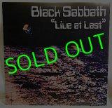 BLACK SABBATH/ Live at Last [LP]