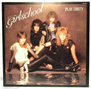 画像1: GIRLSCHOOL/ Play Dirty [LP]