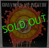 GUNS N' ROSES/ Live And Let Die(Special Limited Edition) [12'']