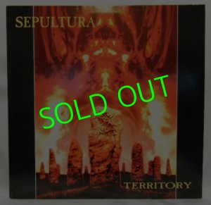 画像1: SEPULTURA/ Territory [LP]