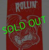 ★☆★SALE!!!★☆★ ROLLIN' Dragon TOWEL (Red)