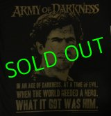 ARMY OF DARKNESS:In the Age of Darkness T-Shirt