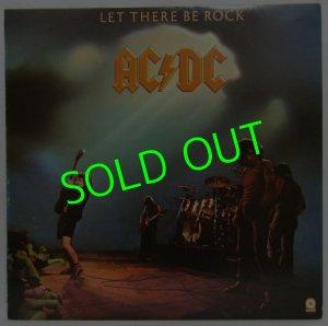 画像1: AC/DC/ Let There Be Rock [LP]