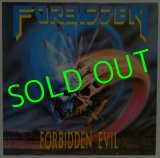 FORBIDDEN/ Forbidden Evil [LP]