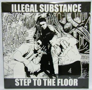 """画像1: ILLEGAL SUBSTANCE/ Step to the Floor [12""""]"""