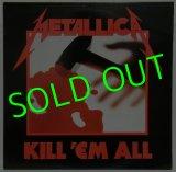 METALLICA/ Kill 'em All [LP]