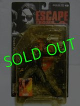MOVIE MANIACS/ Series 3/ ESCAPE from L.A.(with coat):Snake Plissken