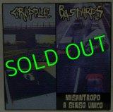 CRIPPLE BASTARDS/ MISANTROPO A SENSO UNICO [LP]