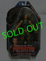 NECA/ PREDATORS/ Action Figure Series8/ JUNGLE PATROL DUTCH
