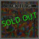 BLACK FLAG/ Wasted...Again [LP]