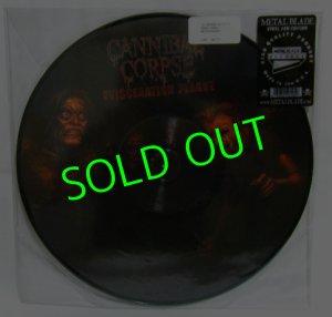 画像1: CANNIBAL CORPSE/ Evisceration Plague(Picture Disc) [LP]