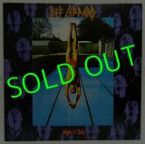 DEF LEPPARD/ High 'n' Dry [LP]
