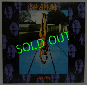 画像1: DEF LEPPARD/ High 'n' Dry [LP]