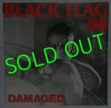 BLACK FLAG/ Damaged [LP]