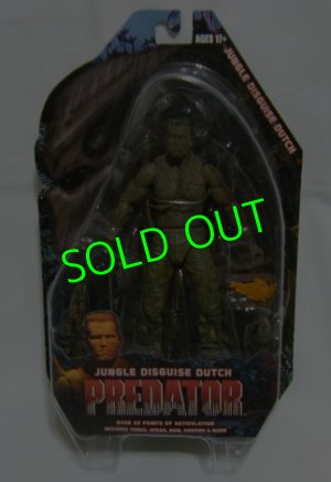 画像1: NECA/ PREDATORS/ Action Figure Series9/ JUNGLE DISGUISE DUTCH