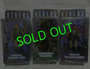 画像1: NECA/ ALIENS/ Action Figure Series1/ 全3種SET