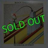 BLACK SABBATH/ Technical Ecstasy[LP]
