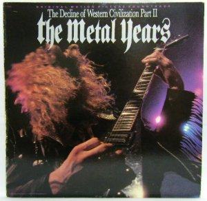 画像1: OST/ The Metal Years[LP]