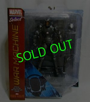 画像1: MARVEL SELECT/  IRON MAN3/ WAR MACHINE