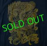 ★☆★SALE!!!★☆★ ROLLIN' Snake T-Shirt (Gold)