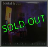 BRUTAL TRUTH/ Kill Trend Suicide [10'']